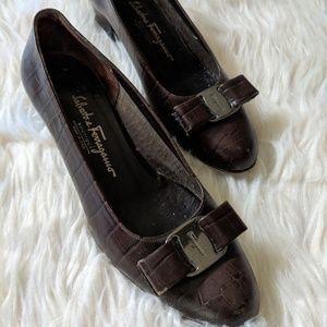 Salvatore Ferragamo Boutique Heels